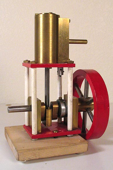 how to build a simple steam engine at home