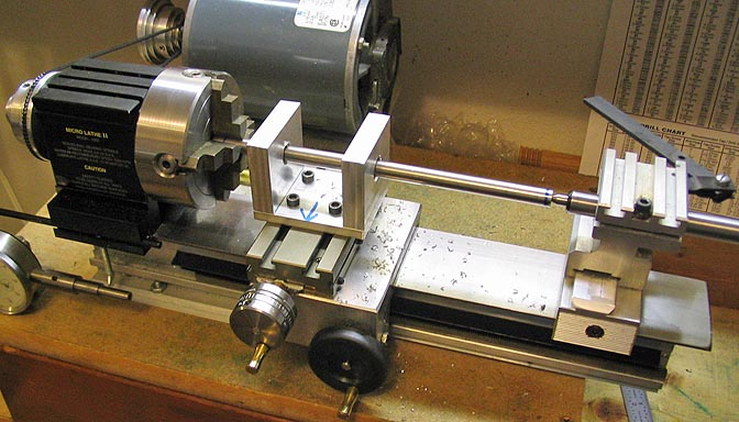 mini lathe plans