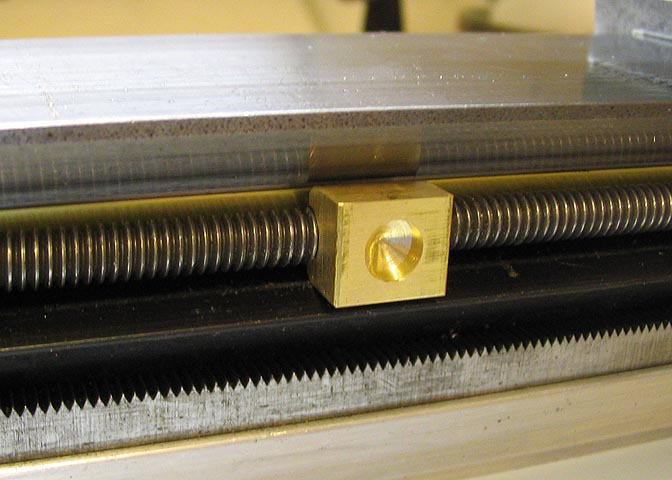 A Leadscrew For The Taig