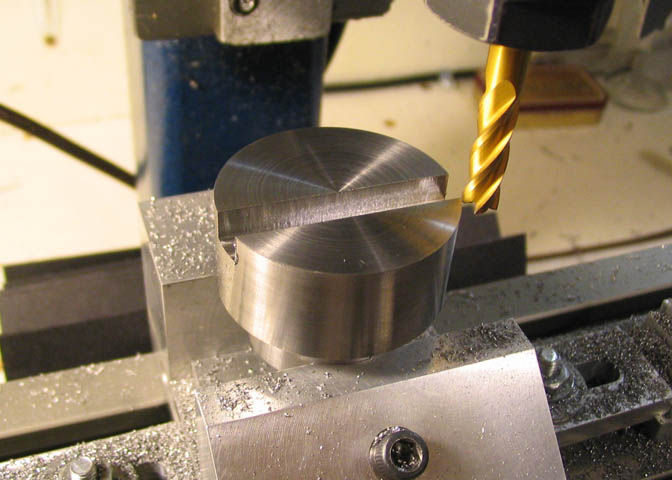 A Boring Head For The Taig Milling Machine