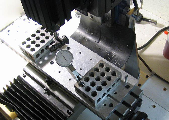 tramming milling machine