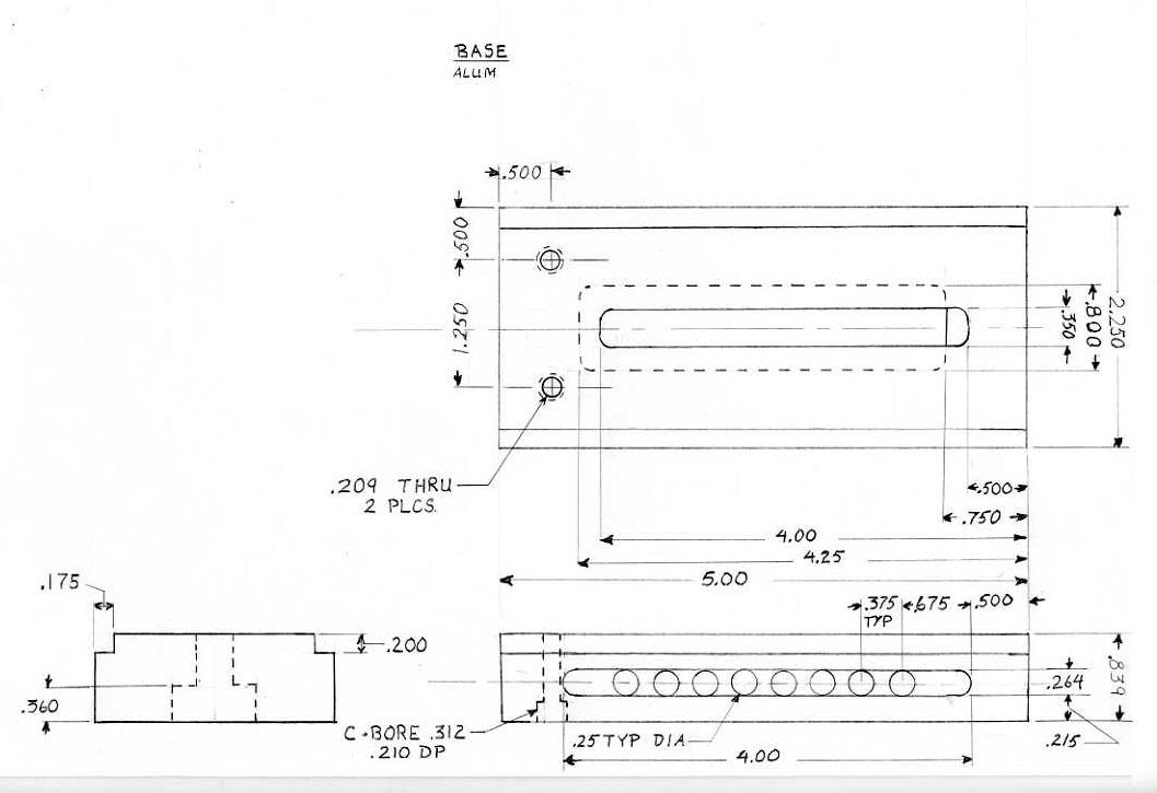 Belt grinder plans pdf