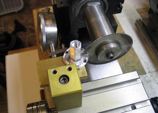 Making Multi Point Gear Cutters