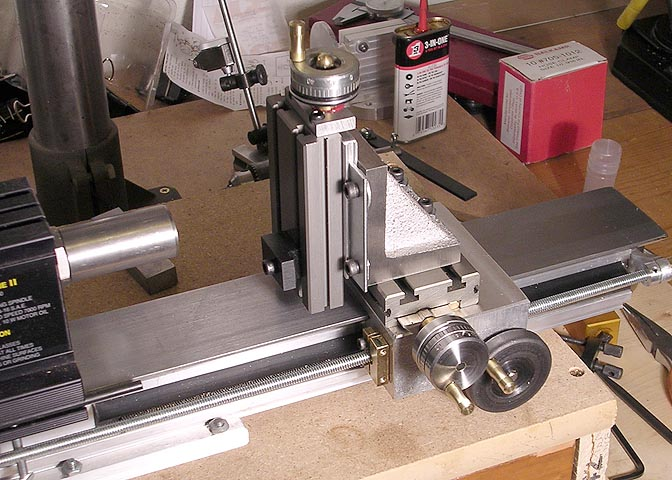 Taig Lathe Milling Attachment
